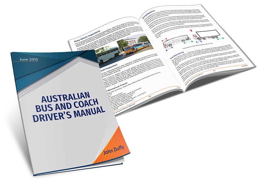 Australian Bus and Coach Drivers Manual