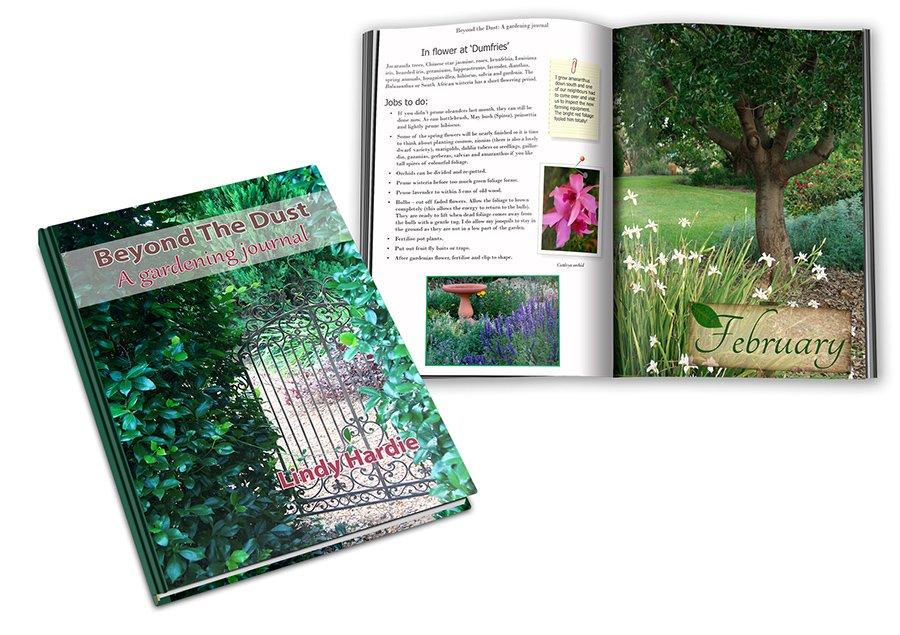 Beyond the Dust gardening book