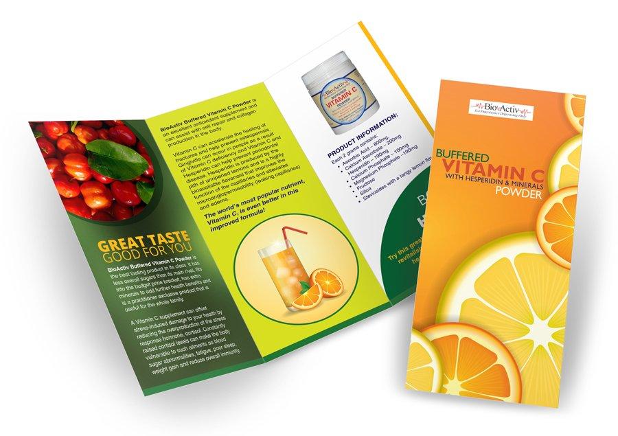 Buffered Vitamin C Brochure