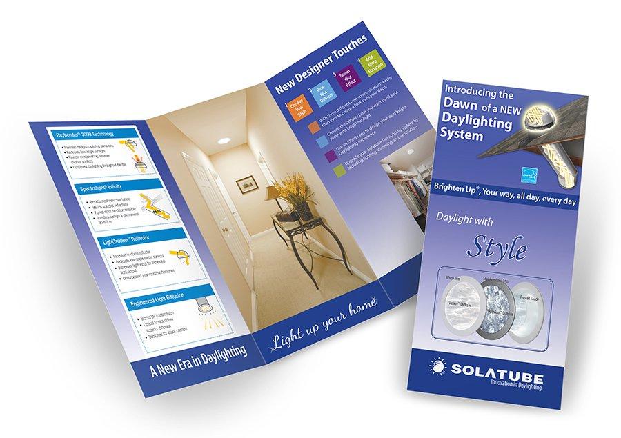 Designer Touches brochure