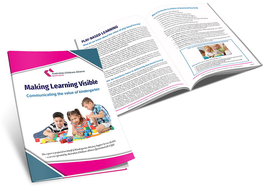 Making Learning Visible report