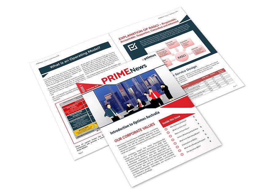 OptimusPRIME newsletter