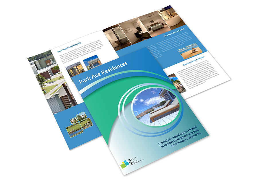 Park Avenue Residences brochure