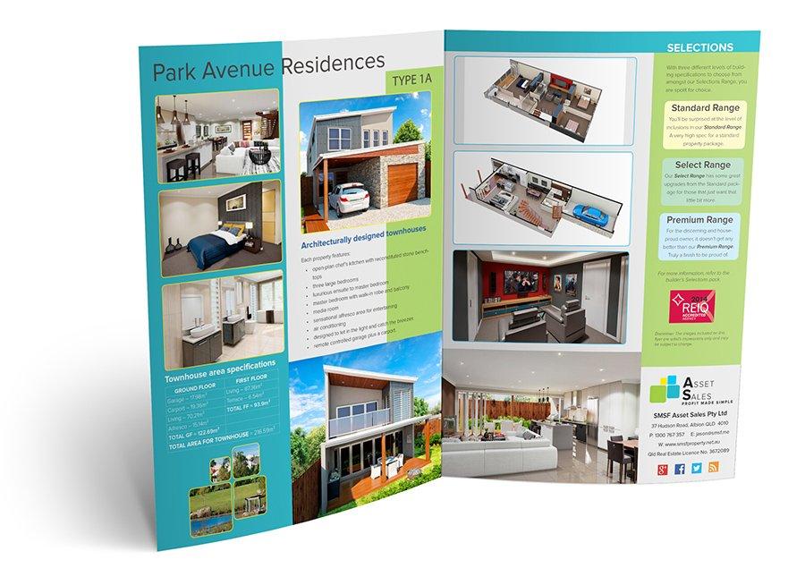 Park Avenue Residences specifications brochure