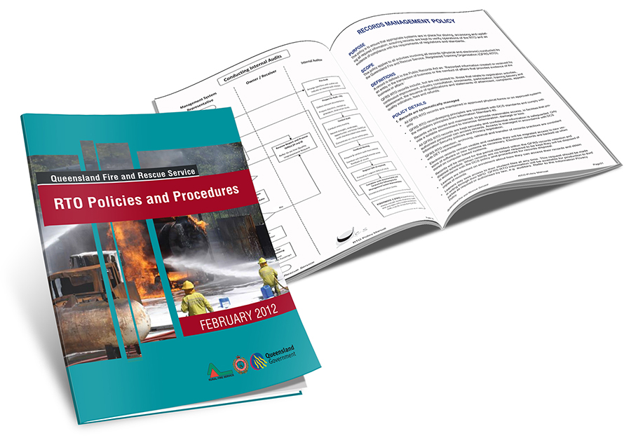 Queensland Fire & Rescue Service RTO Policy manual
