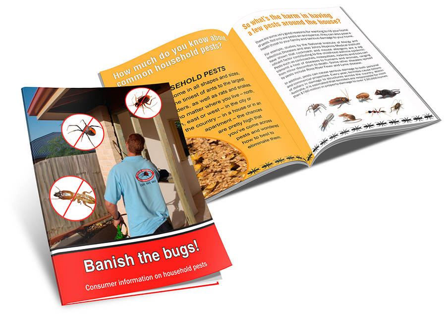 Stevie Redback Pest Control ebook