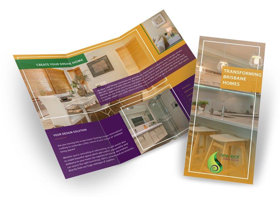 Transforming Brisbane Homes brochure