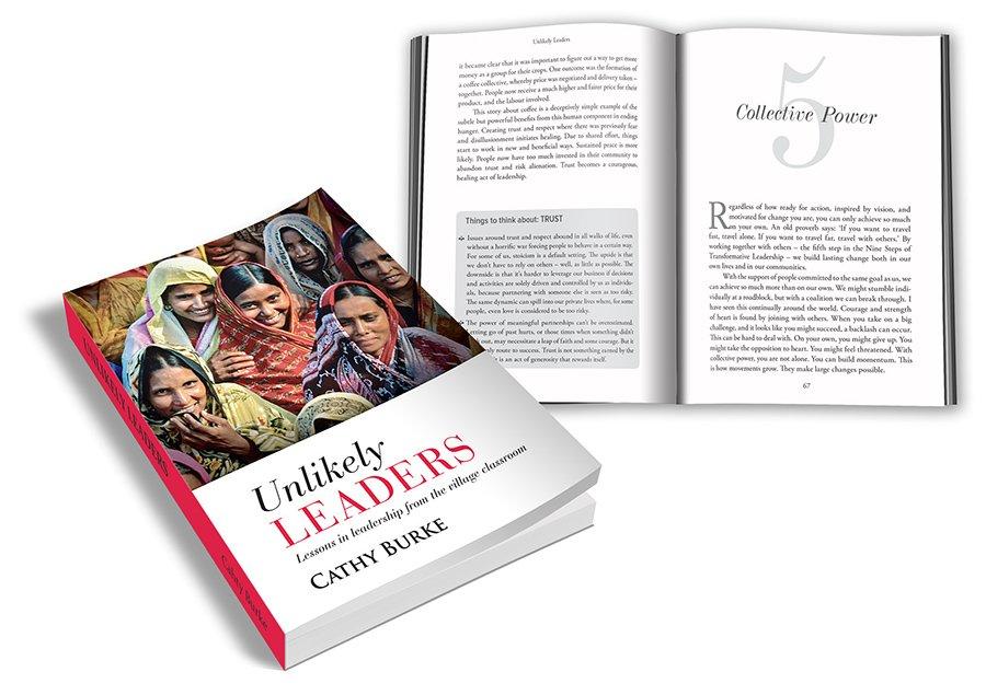 Unlikely Leaders book